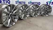 Set Of Genuine 17 Inch MITSUBISHI L200 Alloy Wheels Rims 7.5J ET38 6 Stud