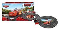 Brand Disney Carrera First Pixar Cars Slot Racing Track, - Track length 2.4 metr