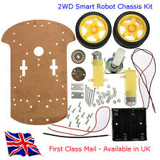 2WD Smart Robot Chassis Kit - suit Arduino, Raspberry Pi and other projects