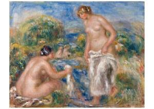 Auguste Renoir - Bathing Woman
