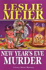 New Year's Eve Murder (Lucy Stone Mysteries, No. 12), ., Meier, Leslie, Very Goo