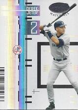2005 Leaf Certified Materials Mirror White 226 Card Partial Set 1-250
