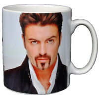 George Michael Commemorative Mug - 1963 - 2016 Ceramic Coffee Mug