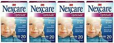 Opticlude Orthoptic JUNIOR Nexcare Eye Patch - 20 Pcs ( 4 pack )