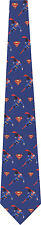 SUPERMAN IN ACTION NEW NOVELTY TIE