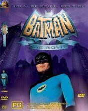 Batman: The Movie (DVD, 2002, Holy Special Edition) ADAM WEST