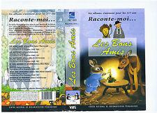 LES BONS AMIS - 6 ALBUMS POUR ENFANT EN IMAGES (1997) CNDP VIDEO K7 VHS