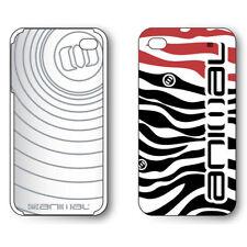 Animal zèbre dur Coque iPhone 4 / 4S-noir rrp 24,99 nouveau emballage de détail