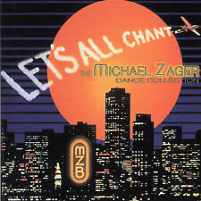 Michael Zager -  Band Dance Collection Let's All Chant -  New Factory Sealed CD