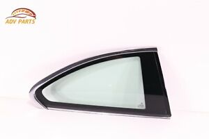 BMW 228i COUPE F22 REAR RIGHT PASSENGER SIDE QUARTER WINDOW GLASS OEM 2014-17 💎
