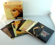 PETULA CLARK THE SIXTIES 10-CD EP BOX SET REMASTERED IN MONO LONDON IMPORT