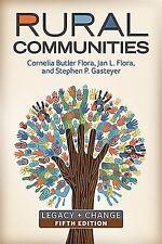 Rural Communities: Legacy + Change, Flora, Cornelia Butler,