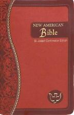 St. Joseph Confirmation Bible : NAB-Revised Edition: By Catholic Book Publish...
