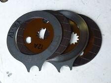 Brake Disks Plates M800617 John Deere 655 755 756 855 856 955 1600 F1145 Tractor