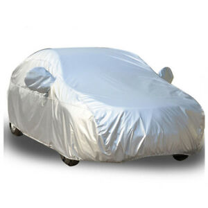 Shield Full Car Cover for Outdoor Sun Dust Scratch Rain Waterproof Breathable