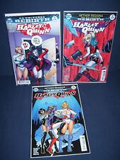 Harley Quinn Rebirth #15, #15 Variant and #16 DC Comics NM with Bag and Board