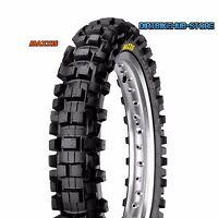 NEW MAXXIS MOTOCROSS REAR TYRE 100 90 19 M7305 - KAWASAKI KXF250 KXF 250