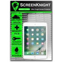 ScreenKnight Apple iPad Mini 4 SCREEN PROTECTOR - Military Shield