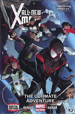 ALL-NEW X-MEN VOL #6 HARDCOVER ULTIMATE ADVENTURE Bendis Marvel Comics #31-36 HC
