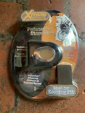New Xtreme Sports Black Pedometer Stopwatch Counter With Armband New In Package