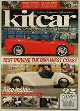 Kitcar Test Drive DNA West Coast First Drive Cylinder Oct 2015 FREE SHIPPING JB