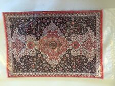 "Casa Muñeca Miniatura alfombra/alfombra tamaño 29 X 20 Cm (11.5"" X 8"")"