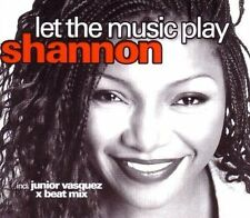 Shannon Let the music play (#zyx/sd0011, incl. Junior Vasquez X Beat.. [Maxi-CD]