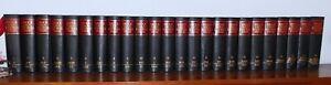 Enzyklopädie Brockhaus 24 Bände; 17.Auflage m. Goldprägung. Unbenutzt, gepflegt.