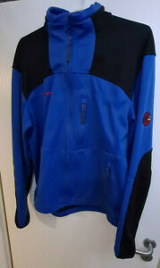 Mammut Ultimate Pro Jacket Men XL blau schwarz Softhell