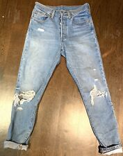 Levi's Jeans Womens Distressed High Rise 26/30