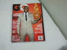 GQ Magazine ~ March 2014 ~ Lebron James Is On Fire ~ The NBA Is The Red-Hot Cent