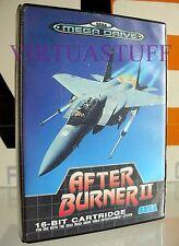 After Burner II, 2, Sega, Megadrive, MD, EURO, PAL, UK, completo, good condition