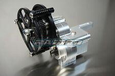 Wraith 90018 90020 90031 90045 Aluminum Transmission Case Gear Box Steel Gears