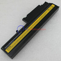 NEW Laptop 5200mah Battery For IBM ThinkPad T42 T42P 08K8196 08K8201 92P1061