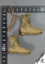 A101 1:6 Scale ace Military action figure parts - US Combat Desert Boots