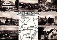 Bad Holzhausen  , Ansichtskarte , 1980 gelaufen