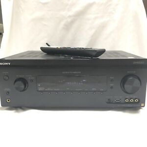 Sony STR-DA1800ES 7.2 Channel Wi-Fi Receiver with AirPlay Bluetooth And Remote