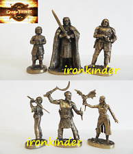 Game of Thrones TV show  bronze metall collectible miniature figure 40mm