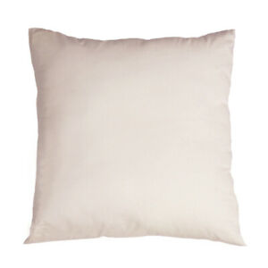 Cotton Solid Color Large Cushion Cover Office Car Pillow Case Home Decoration
