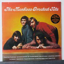 MONKEES 'Greatest Hits' Ltd. Edition ORANGE Vinyl LP NEW/SEALED