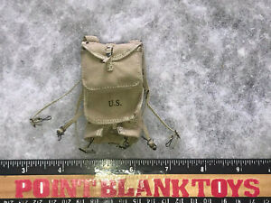 DID Backpack WWII US 2ND RANGER BATTALION SERGEANT HORVATH 1/6 Act Fig Toys