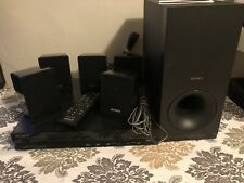 SONY Surround Sound Speakers & System HBD-TZ140 Remote Included