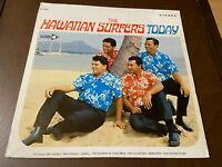 The Hawaiian Surfers~Today~SHRINK~VG++/VG++ Surf Rock 60s Pop~FAST SHIPPING