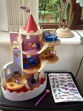 Ben & Holly's Little Kingdom Magical Castle Wand And Figures Playset