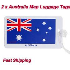 Korjo Australia Flag Luggage Tag Accessories Assorted