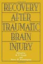 Recovery After Traumatic Brain Injury (Institute for Research in Behav-ExLibrary