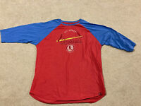 St. Louis Cardinals Mens Cooperstown Collection T Shirt Red 2XL MLB Short Sleeve
