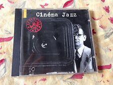 cinéma et jazz CD BO de films (1994) armstrong count basie calloway davis getz..