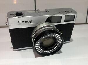 Vintage Canon Canonet Film Camera