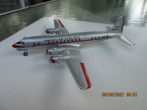 Hobby Master 1/200: American Airlines DC-6B  N90757  HL5007  RARE
